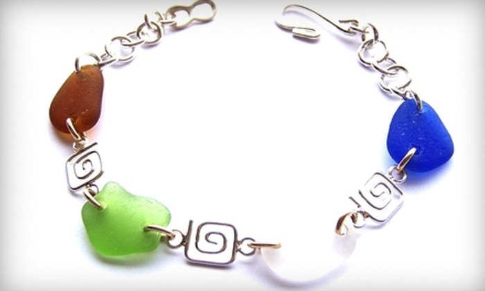 Beach Kreations - Millcreek: $15 for $30 Worth of Beach-Glass Jewelry at Beach Kreations