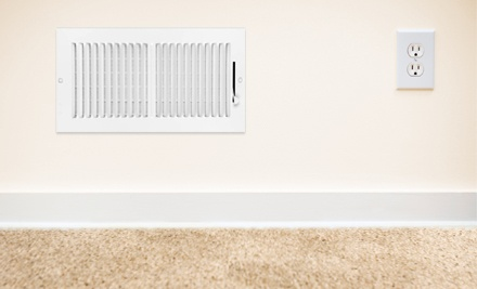 Home Air-Duct Cleaning for up to 7 Vents - Kip's Carpet Cleaning in
