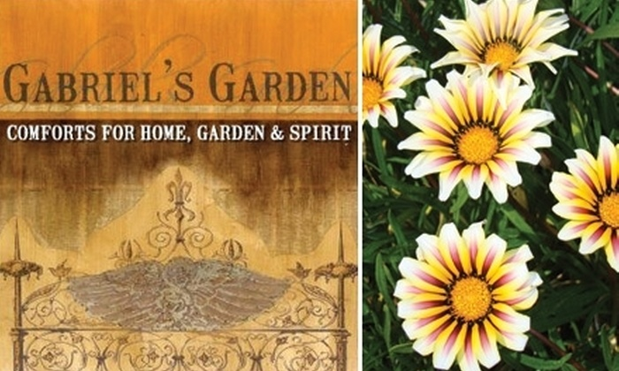 Gabriel's Garden - Nolensville: $20 for $40 Worth of Home and Garden Gifts at Gabriel's Garden