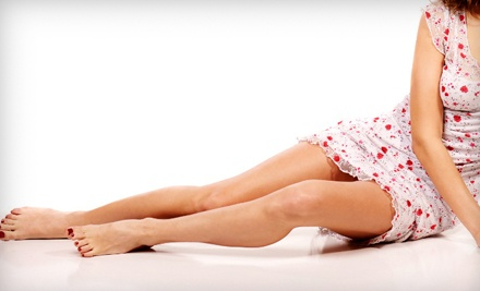 Sclerotherapy Spider-Vein Treatment (a $350 value) - Midwest Vein Center in Bowling Green