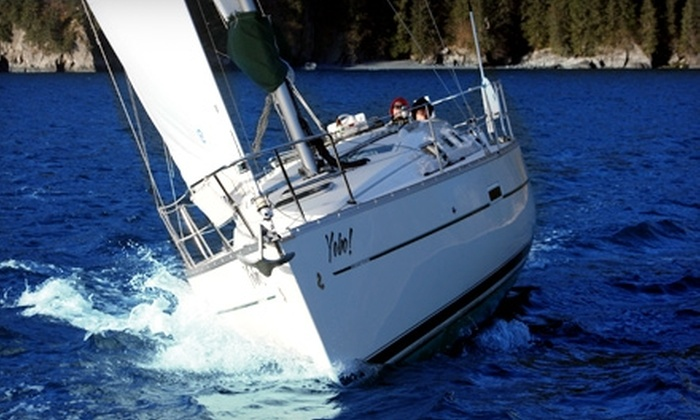 Sailing, Inc. - Seward: $225 for a Private Two-Hour Chartered Sailing Experience for up to Six from Sailing Inc. in Seward
