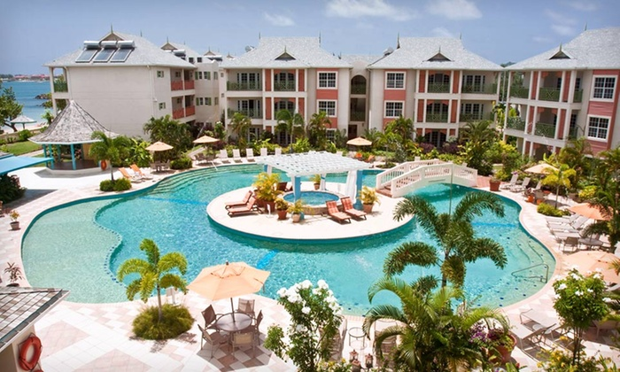 Bay Gardens Beach Resort - Gros Islet: Four-Night Stay for Two in a One-Bedroom Pool-View Suite at the Bay Gardens Beach Resort & Spa in St. Lucia