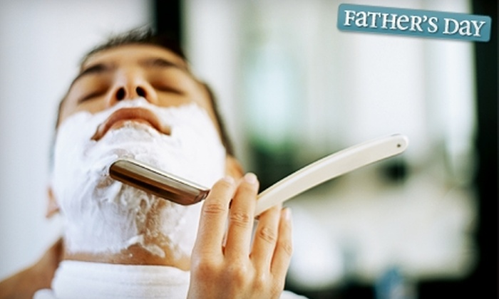Details Barbershop - San Francisco: $25 for an Old San Francisco Shave at Details Barbershop ($50 Value)