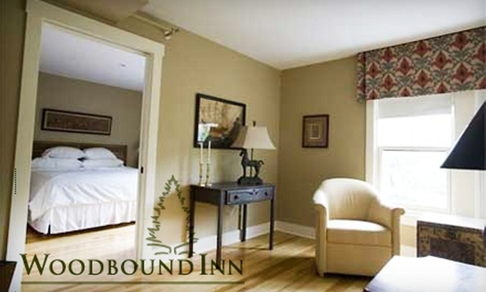 Woodbound Inn - Jaffrey: $89 for a One-Night Stay at the Woodbound Inn in Rindge, New Hampshire (Up to $185 Value)