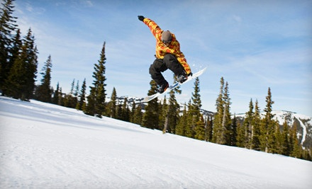 4-Hour Weekday Lift Ticket for Tubing (an $18 Value) - Clear Fork Resort in Butler