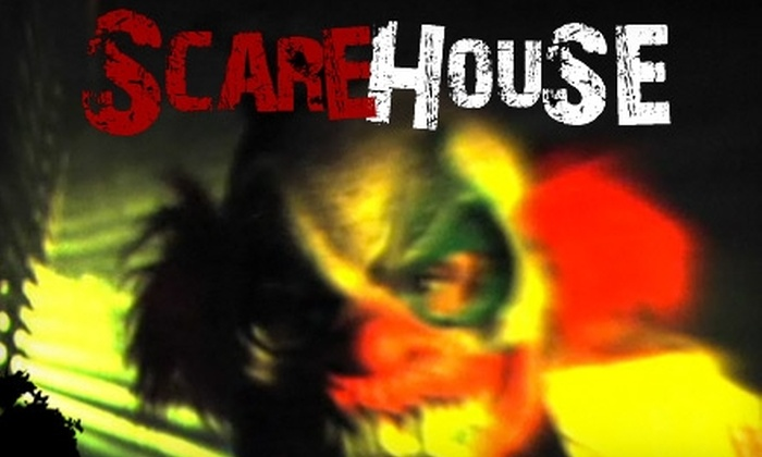 Scarehouse Windsor - Multiple Locations: $7 For General Admission to Scarehouse Windsor ($14 Value)