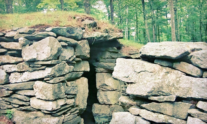 America's Stonehenge - Salem: Outing for Two or Four or One-Year Family Membership to America's Stonehenge in Salem (Up to 55% Off)