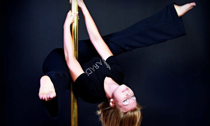 Aradia Fitness - Port Coquitlam: $49 for $100 Worth of a Pole-Dancing Fitness Program at Aradia Fitness in Port Coquitlam