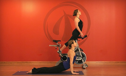 1 Month of Unlimited Classes for New Clients (a $99 value) - SYNCStudio in Durham