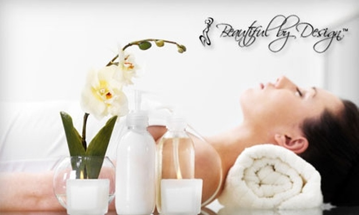 Beautiful By Design - Campbell: $60 for a Sudatonic Slimming Wrap at Beautiful By Design in Campbell