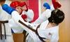 Rossini Karate & Aiki-Jitsu - Shrewsbury: $79 for One Month of Karate Classes and Uniform at Rossini Karate & Aiki-Jitsu