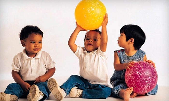 Imaginations at Play - Buford: $16 for Four Passes to Imagination at Play in Buford (Up to $32 Value)
