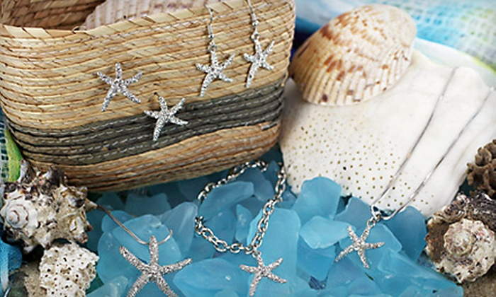 Sadie Green's - Multiple Locations: $20 for $40 Antique-Inspired Jewelry & Accessories at Sadie Green's