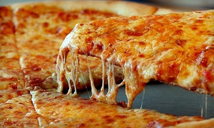 Romeo's New York Pizza - Johns Creek: $10 for $20 Worth of Pizza and Drinks at Romeo's New York Pizza in John's Creek