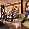 Up to 64% Off at David James Hair Studio