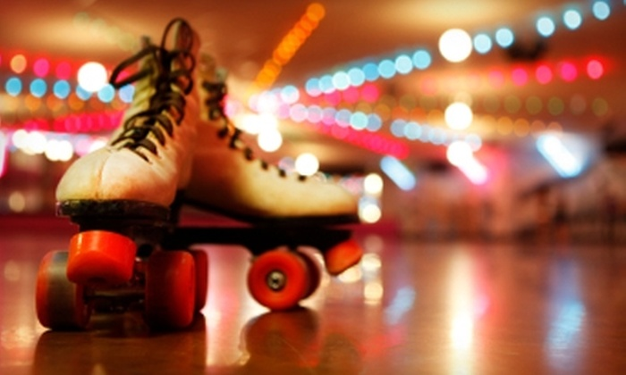 Cal Skate - Rohnert Park: $20 for Skating for Four People Plus Skate Rentals at Cal Skate (Up to $40 Value)