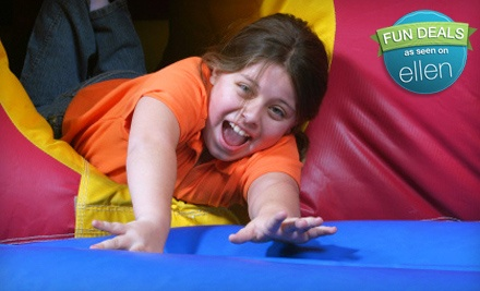 Bounce House: Outing Package (up to a $40 value) - Bounce House in Norfolk