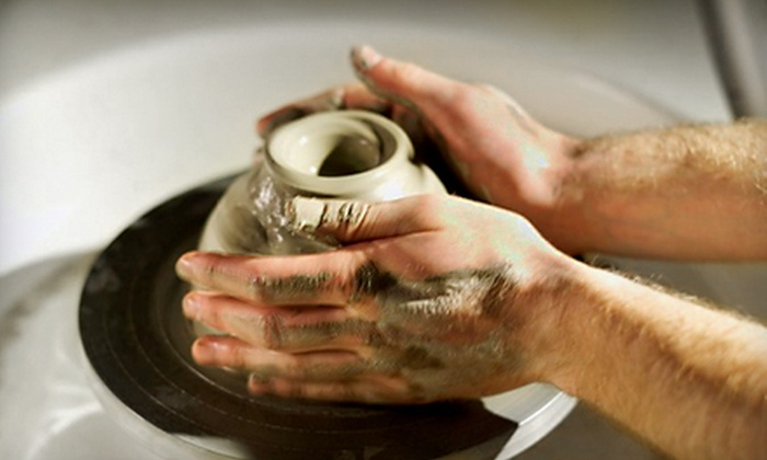 Clay Owen Studios - Taku / Campbell: One-Hour Pottery Class for One or Two at Clay Owen Studios (Up to 57% Off)