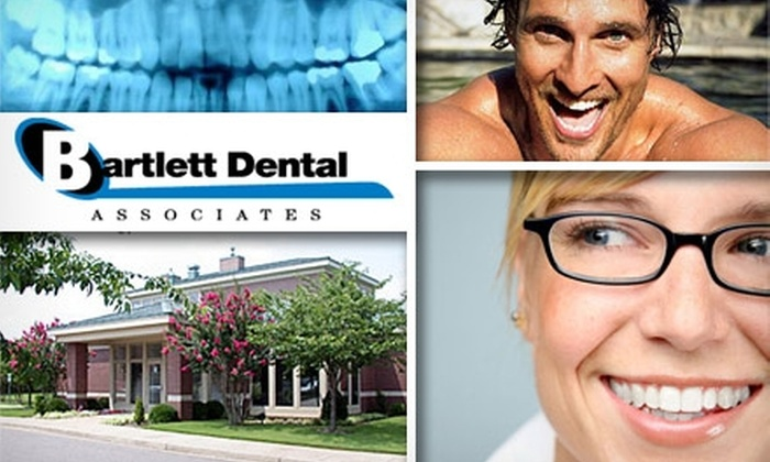 Bartlett Dental Associates - Bartlett Ridge: $49 for a Complete Exam, X-Rays, and Cleaning at Bartlett Dental Associates ($289 Value)