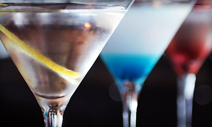 VoVina' - Moss Bay: House- or Specialty-Drinks Package with Appetizer for Two at VoVina' in Kirkland