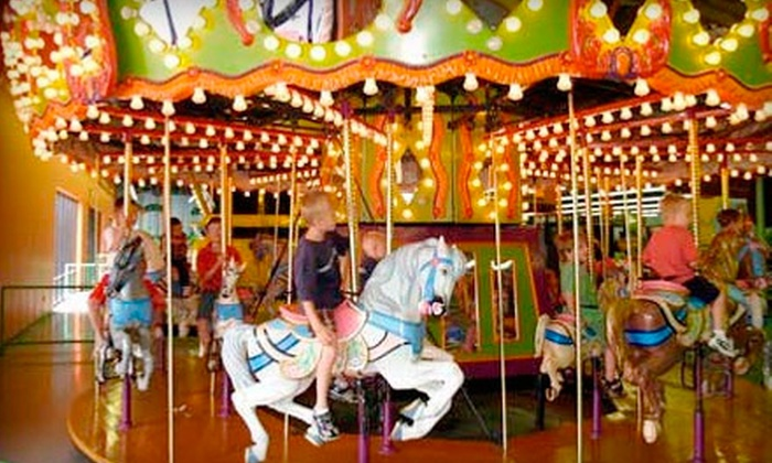 Jungle Jim's Playland - Midvale: $25 for One VIP Unlimited Ride Pass at Jungle Jim's Playland ($99 Value)