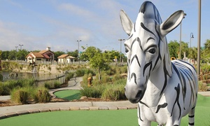 Mighty Jungle Golf: Mini Golf and Scavenger Hunt for 2, 4, or 10 at Mighty Jungle Golf (Up to 63% Off)