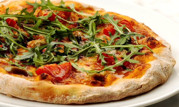 Sykora Bakery - Southwest Area: $11 for a Large Pizza at Sykora Bakery (Up to $20 Value)