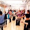 55% Off Belly-Dance Crash Course at Saffron Dance