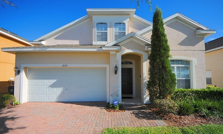 Groupon Deal: 2-, 3-, or 5-Night Stay for Up to Six at Starmark Vacation Homes in Greater Orlando, FL
