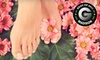 Tangles Aveda Salon and Spa - Madison: $29 for a Reflexology Pedicure at Tangles Salon & Spa in Middleton ($65 Value)