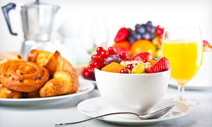 Tavern on La Grange - Tavern on La Grange: Sunday Breakfast Buffet with Mimosas for Two or Four at Tavern on La Grange (Half Off)