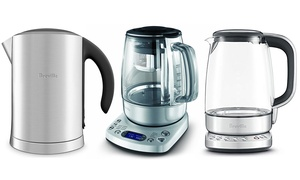 Breville Electric Tea and Coffee Kettles