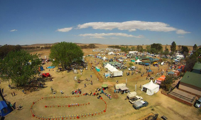 Outdoor X - Gauteng: Two Tickets to the Outdoor X 2014 Festival