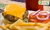 Red Coach Restaurant - Downtown Portland: $11  for $20  Worth of Burgers and Shakes at Red Coach Restaurant