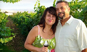 Ramon Rios Vineyard & Winery: Tasting with Take-Home Bottles for Two or Four at Ramon Rios Vineyard & Winery (Up to Half Off)
