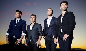 The Tenors: The Tenors: Under One Sky Tour at NYCB Theatre at Westbury on Friday, November 13 (Up to 40% Off)