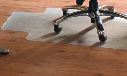 Office Chair Floor Protector Groupon Goods