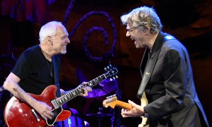 Steve Miller Band with Peter Frampton – Up to 42% Off Concert at Steve Miller Band with Peter Frampton, plus 6.0% Cash Back from Ebates.