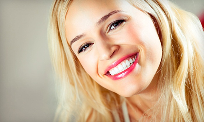 Unique Dental Hygiene Care - Etobicoke West Mall: Two or Four 20-Minute In-Office Teeth-Whitening Treatments at Unique Dental Hygiene Care (Up to 70% Off)