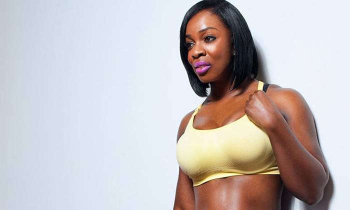 2014 Fitness Fusion Expo - Rosemont: $10 to Attend the 2014 Fitness Fusion Expo, Featuring Anowa Adjah on July 19 ($45 Value)