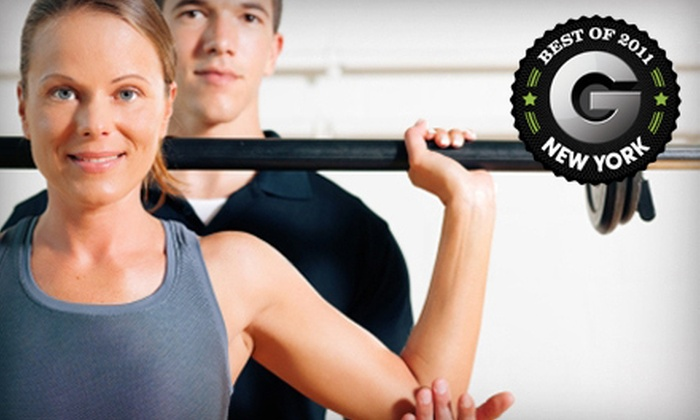 Gold's Gym - Clinton: One-Month Gym Membership to Gold's Gym ($100 Value)