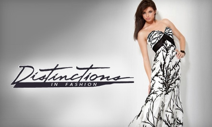 57% Off at Distinctions in Fashion in Creve Coeur - Distinction\'s ...