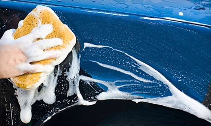 Columbia Mall Car Wash - Second Ward: $10 for an Executive Car-Wash Package at Columbia Mall Car Wash ($21.95 Value)
