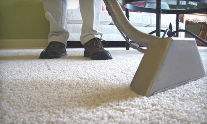 Buckeye Cleaners - Indian Springs: Carpet Cleaning for Three Rooms and One Hallway or for Up to Seven Areas from Buckeye Cleaners (Up to 55% Off)