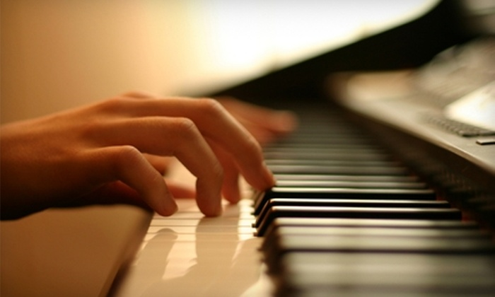 Joe's Piano Lessons - Euless: $40 for Four 30-Minute Private Lessons at Joe's Piano Lessons ($95 Value)
