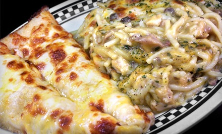 Food and Game Package Valid Monday-Friday (up to a $28.98 value) - Incredible Pizza Company in Urbandale