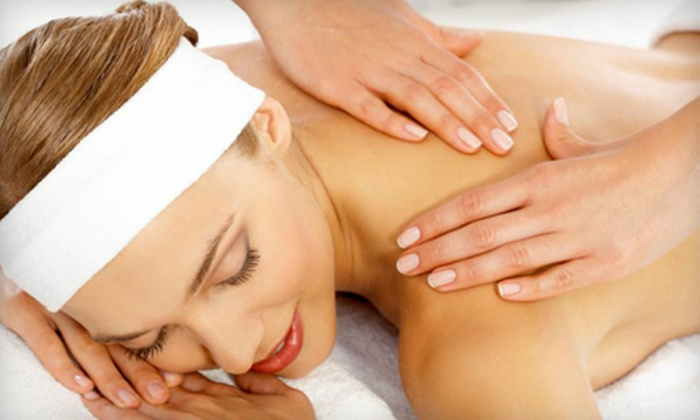 All About Massage and Wellness - Multiple Locations: $45 for a 60-Minute Massage, Aromatherapy, and Eye Pillows at All About Massage and Wellness (Up to $97.25 Value)