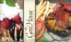 The Gate House Cafe - Atlantic-University: $15 for $30 of Gourmet American Fare at The Gate House