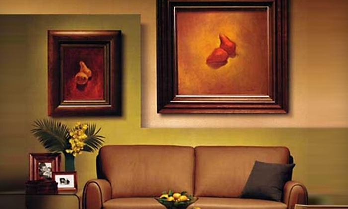 The Framery Inc - Seattle: $40 for $100 Worth of Custom Framing Services at The Framery Inc.