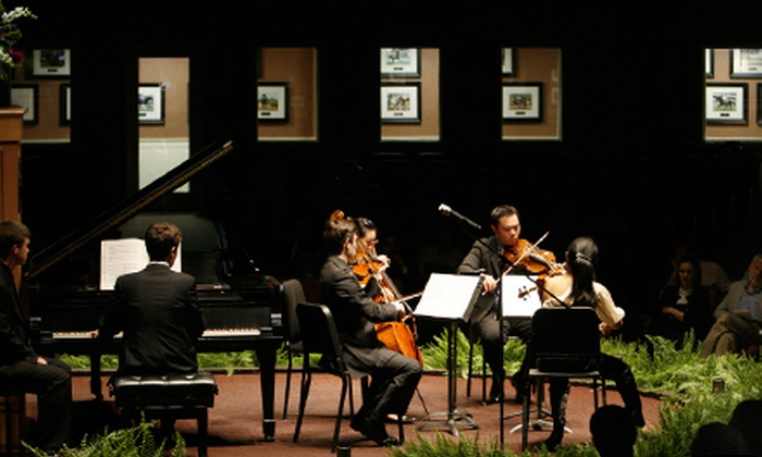 Chamber Music Festival of Lexington - Lexington-Fayette: $30 for General Admission for Two People on Friday or Saturday to Chamber Music Festival of Lexington (Up to $60 Value)